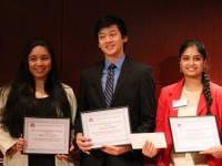 2015 Scholars Award recipients