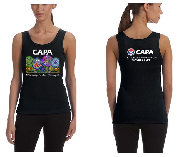 CAPA 2018 limited edition Tank Top - S/M